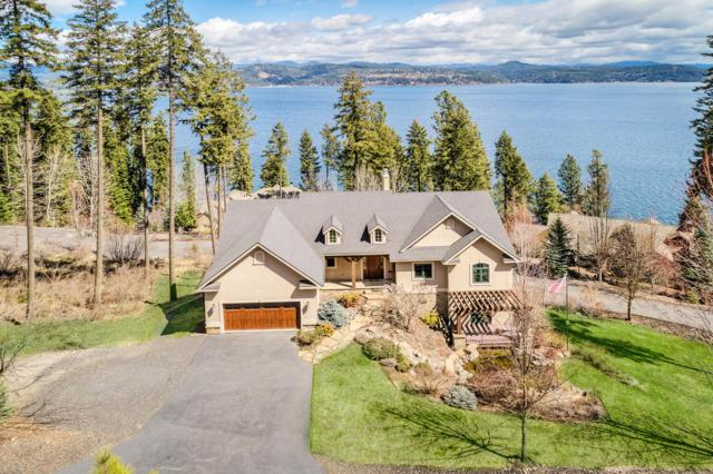 4380 S Isaac Stevens Rd, Coeur d'Alene, ID 83814 (#19-3241) :: Northwest Professional Real Estate