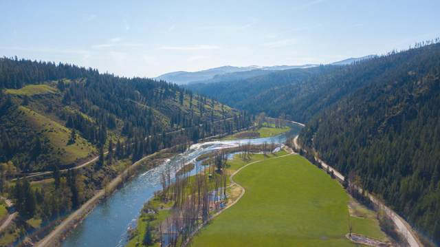 23 Acres Sarah Lane, St. Maries, ID 83861 (#19-4852) :: ExSell Realty Group