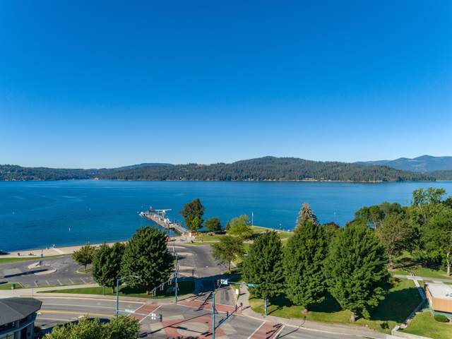 201 N 1ST St #803, Coeur d'Alene, ID 83814 (#19-8133) :: Prime Real Estate Group