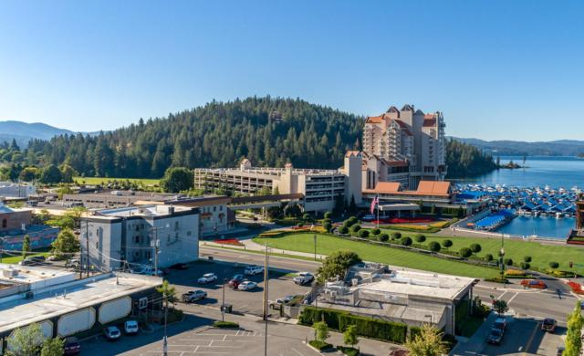 201 N 1ST St #1004, Coeur d'Alene, ID 83814 (#19-8989) :: Northwest Professional Real Estate