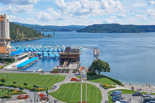 201 N 1ST St #1002, Coeur d'Alene, ID 83814 (#19-9043) :: Five Star Real Estate Group