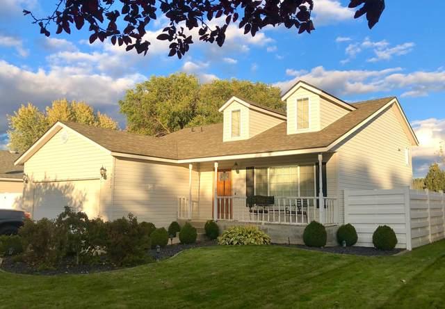1212 N Eagle Rd, Liberty Lake, WA 99019 (#20-10351) :: Embrace Realty Group