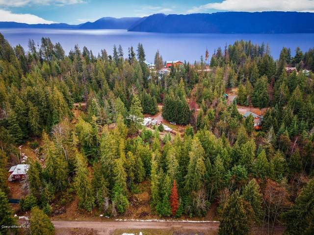 NNA Big Burl Road, Sagle, ID 83860 (#20-11043) :: Flerchinger Realty Group - Keller Williams Realty Coeur d'Alene