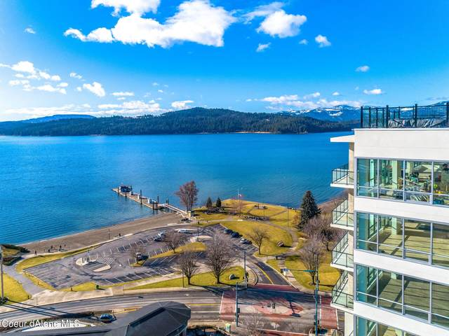 201 N 1ST St #1501, Coeur d'Alene, ID 83814 (#20-11725) :: Mall Realty Group