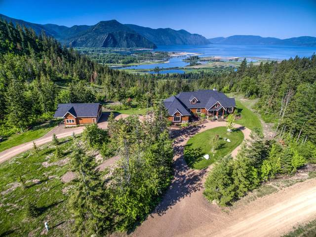 2904 Majestic Mountain Rd., Clark Fork, ID 83811 (#20-1226) :: Team Brown Realty