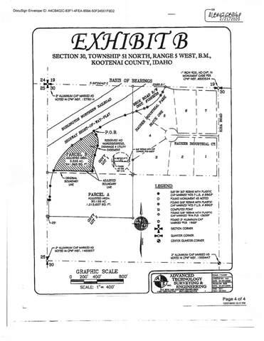 NNA N Beck Road, Hauser, ID 83854 (#20-1370) :: Chad Salsbury Group