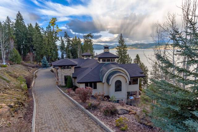 4200 S Threemile Point Rd, Coeur d'Alene, ID 83814 (#20-139) :: Kerry Green Real Estate