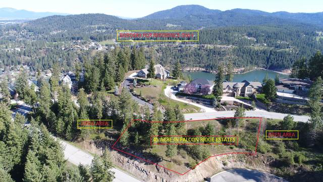 3628 E Sky Harbor Dr, Coeur d'Alene, ID 83814 (#20-482) :: Five Star Real Estate Group