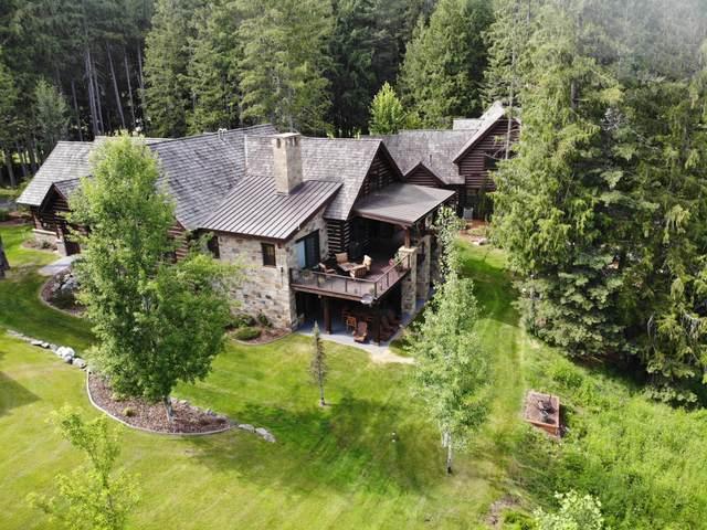 510 N Idaho Club Dr, Sandpoint, ID 83864 (#20-6790) :: Keller Williams CDA