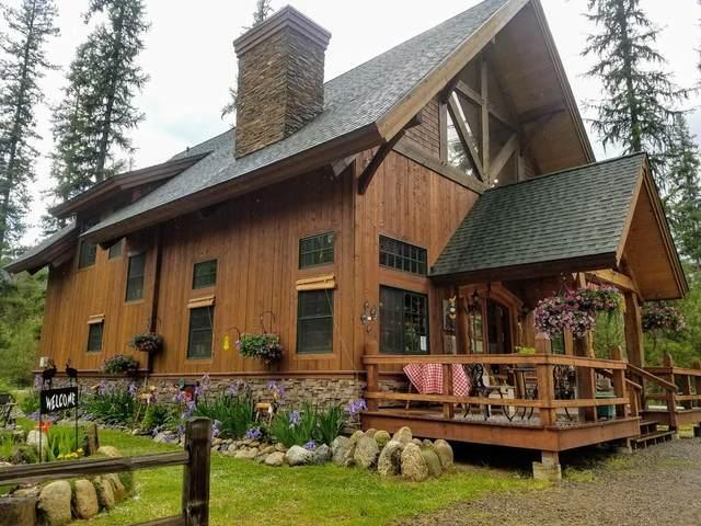 23 N Ryan Road, Priest Lake, ID 83856 (#20-6944) :: CDA Home Finder