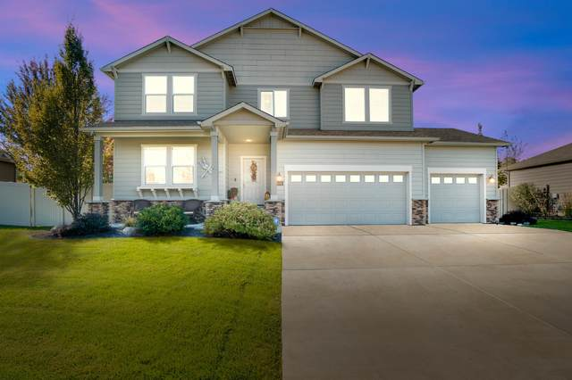 1454 E Bogie Dr, Post Falls, ID 83854 (#20-9895) :: Mall Realty Group