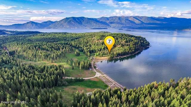 Lot 7 Camp Bay, Sagle, ID 83860 (#21-1054) :: CDA Home Finder