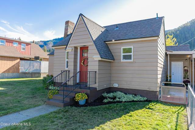 515 Chestnut Avenue, Osburn, ID 83849 (#21-10658) :: Flerchinger Realty Group - Keller Williams Realty Coeur d'Alene