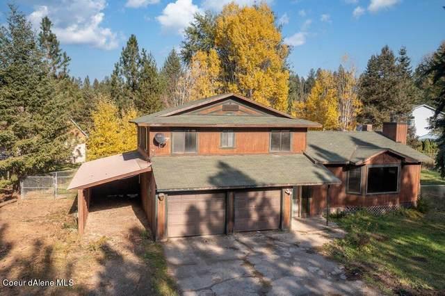 6933 W Tesemini Dr, Spirit Lake, ID 83869 (#21-10704) :: Link Properties Group