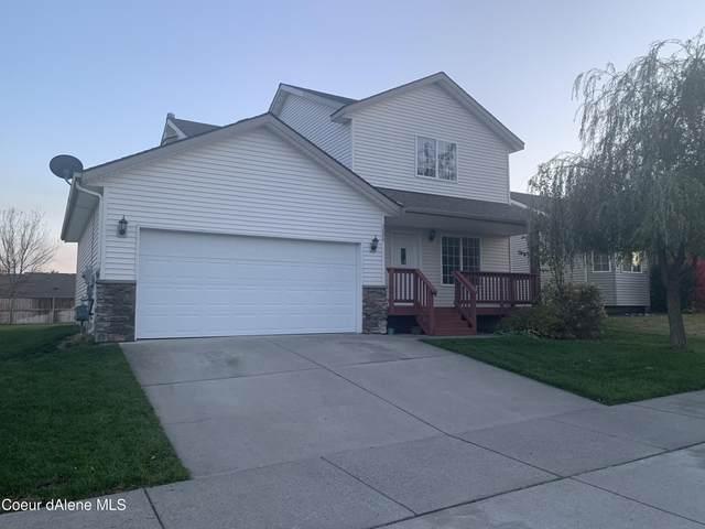 3696 W Manning Loop, Coeur d'Alene, ID 83815 (#21-10727) :: Flerchinger Realty Group - Keller Williams Realty Coeur d'Alene