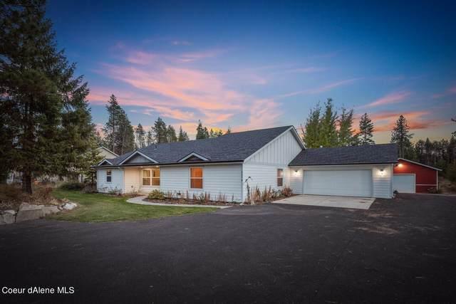 5316 W Madison St, Spirit Lake, ID 83869 (#21-10788) :: Coeur d'Alene Area Homes For Sale