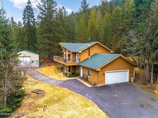 14248 S Highway 97, Harrison, ID 83833 (#21-1461) :: Chad Salsbury Group