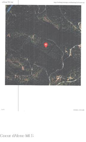 180 Hemlock Ln, Fernwood, ID 83830 (#21-1564) :: Heart and Homes Northwest