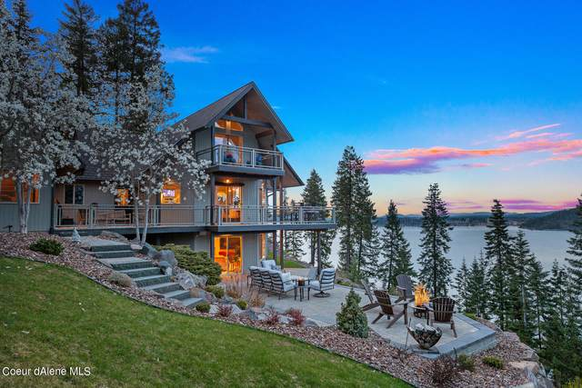 3566 S North Cape Rd, Coeur d'Alene, ID 83814 (#21-1626) :: Embrace Realty Group