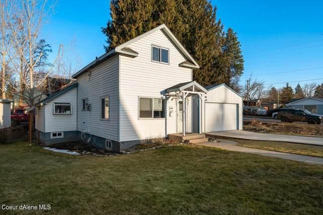 904 N A St, Coeur d'Alene, ID 83814 (#21-1638) :: Northwest Professional Real Estate