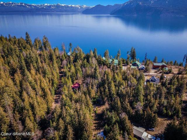 NNA Silver Reef Lot 4, Sagle, ID 83860 (#21-2070) :: ExSell Realty Group