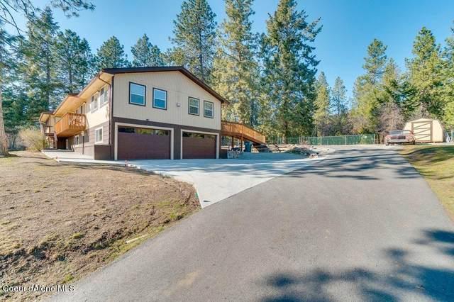 16751 W Hollister Hills Dr, Hauser, ID 83854 (#21-2164) :: Link Properties Group