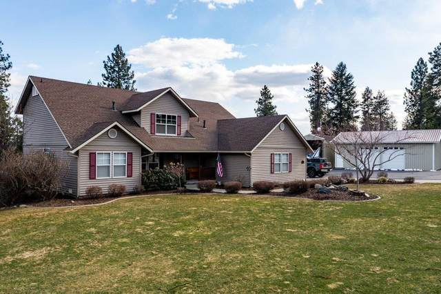 14996 W Pauline Trl, Rathdrum, ID 83858 (#21-2532) :: Keller Williams CDA