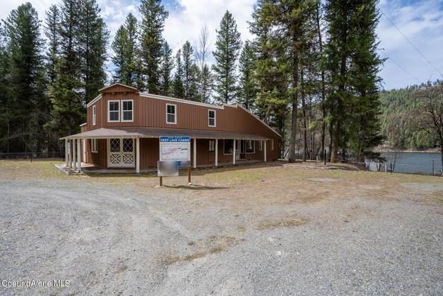3001 Deep Lake Boundary Rd, Colville, WA 99114 (#21-2583) :: Flerchinger Realty Group - Keller Williams Realty Coeur d'Alene