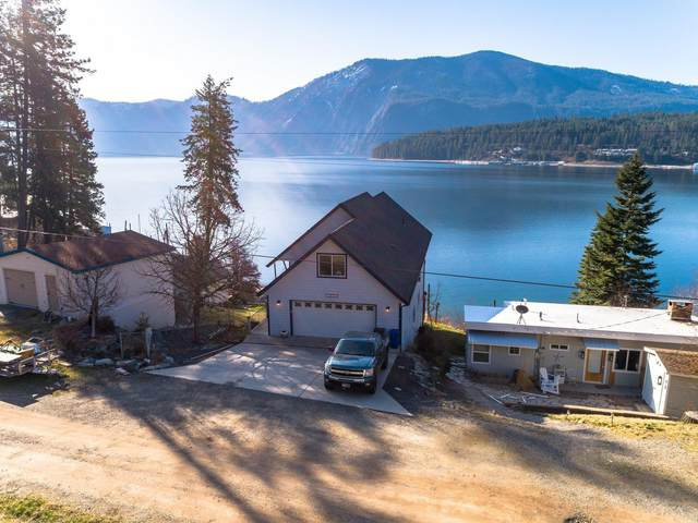 17690 E North Shore Ln, Bayview, ID 83803 (#21-2683) :: Embrace Realty Group