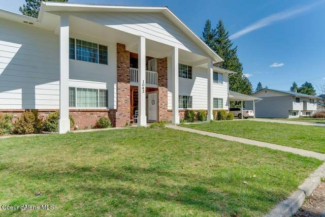 1042 N 17TH St, Coeur d'Alene, ID 83814 (#21-2877) :: Embrace Realty Group