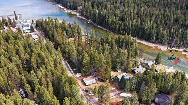 358 Outlet Bay Rd, Priest Lake, ID 83856 (#21-3019) :: Chad Salsbury Group