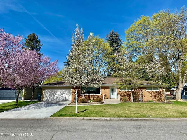 609 N 18TH St, Coeur d'Alene, ID 83814 (#21-3035) :: Embrace Realty Group