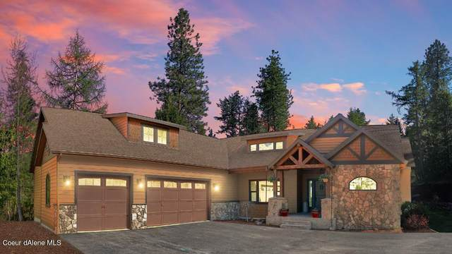 9667 W Nova Ln, Coeur d'Alene, ID 83814 (#21-3061) :: Heart and Homes Northwest