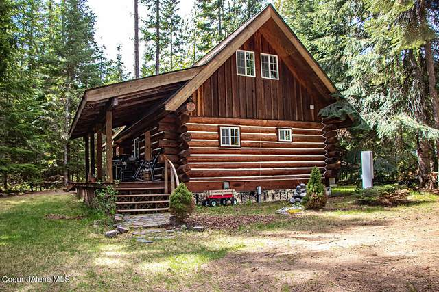 595 Dry Creek Rd, Clark Fork, ID 83811 (#21-3232) :: Flerchinger Realty Group - Keller Williams Realty Coeur d'Alene