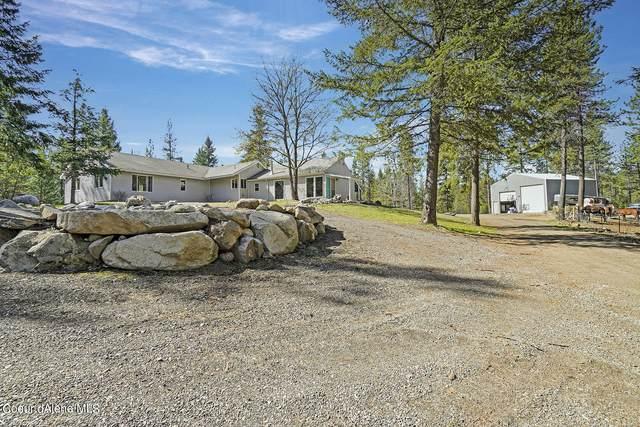 32807 N Kelso Dr, Spirit Lake, ID 83869 (#21-3660) :: Keller Williams Realty Coeur d' Alene