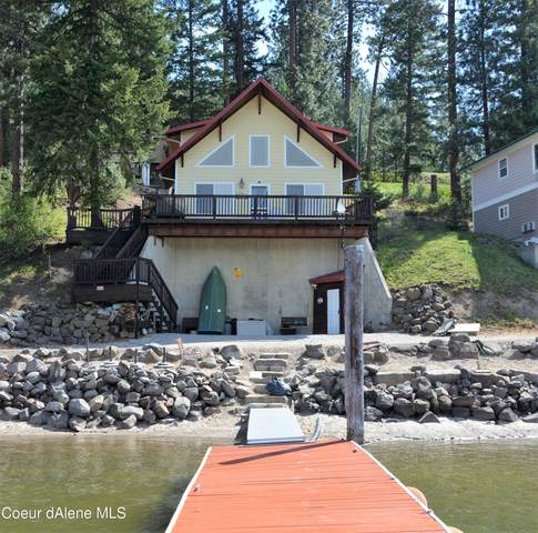5402 S Squaw Bay, Harrison, ID 83833 (#21-3796) :: Heart and Homes Northwest