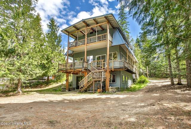 33 Paradise Ln, Priest Lake, ID 83856 (#21-3861) :: Link Properties Group