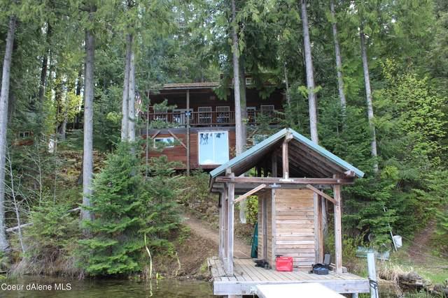 10234 S Upper Twin Lake Shr, Rathdrum, ID 83858 (#21-3926) :: Keller Williams Realty Coeur d' Alene