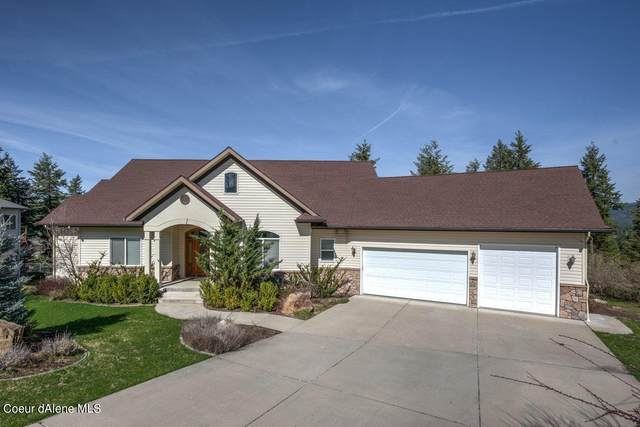 17295 W Woodlake Dr, Hauser, ID 83854 (#21-395) :: Amazing Home Network