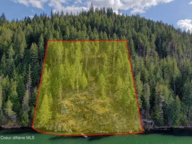 Coman's Add, Lot 20, Spirit Lake, ID 83869 (#21-3961) :: Link Properties Group
