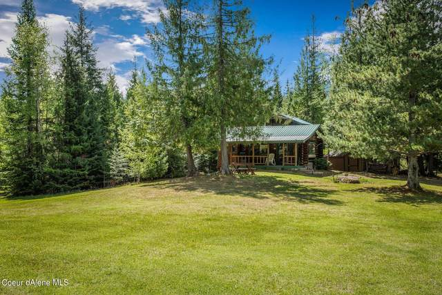 1653 Round Mountain Rd, Naples, ID 83847 (#21-4180) :: Flerchinger Realty Group - Keller Williams Realty Coeur d'Alene