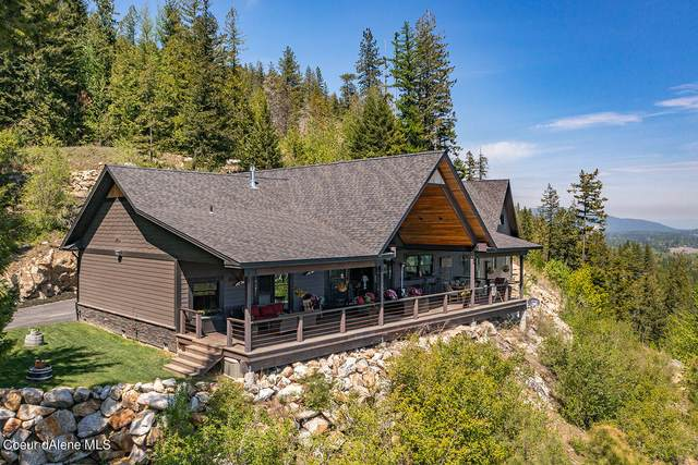 1063 +Lot3 Granite Ridge Drive, Sandpoint, ID 83864 (#21-4330) :: Link Properties Group
