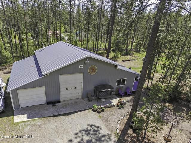 110 W Hummingbird Lane, Blanchard, ID 83804 (#21-4877) :: Five Star Real Estate Group