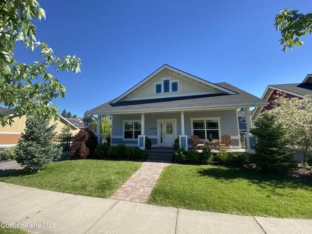 4261 W Woodhaven Loop, Coeur d'Alene, ID 83814 (#21-5174) :: Link Properties Group