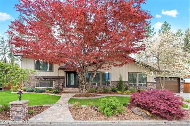10101 N Pines Rd, Hayden Lake, ID 83835 (#21-5523) :: Flerchinger Realty Group - Keller Williams Realty Coeur d'Alene