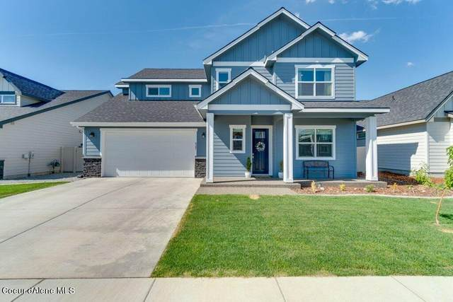 4501 E Marble Fox Ave, Post Falls, ID 83854 (#21-5602) :: ExSell Realty Group