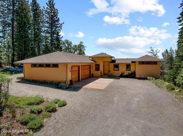 597 Larsen Ranch Lane, Sandpoint, ID 83864 (#21-6102) :: Flerchinger Realty Group - Keller Williams Realty Coeur d'Alene