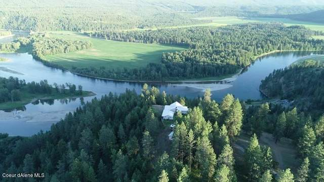 928 French Point Dr, Bonners Ferry, ID 83805 (#21-6817) :: Heart and Homes Northwest