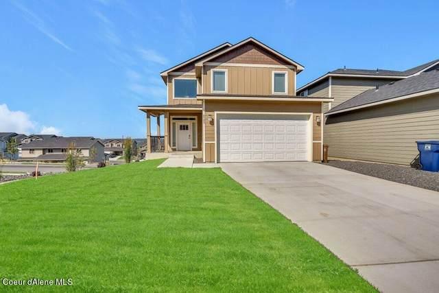 8505 N James Dr, Spokane, WA 99208 (#21-6883) :: Flerchinger Realty Group - Keller Williams Realty Coeur d'Alene