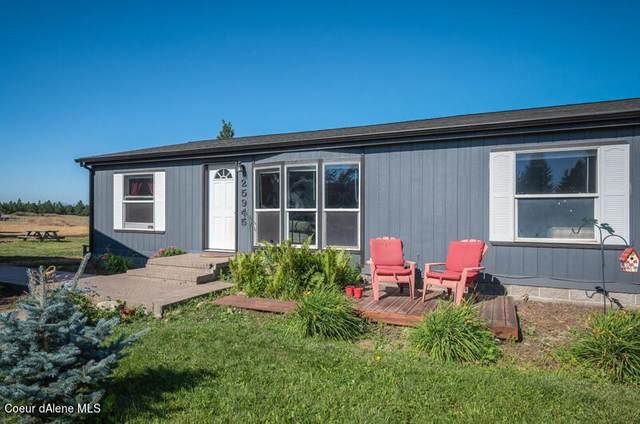 25945 N Clagstone Rd, Athol, ID 83801 (#21-7593) :: Coeur d'Alene Area Homes For Sale